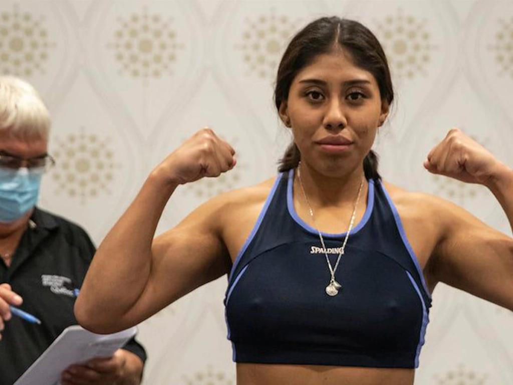 Boxeadora mexicana de 18 años, muere días después